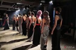 Odessa Holiday Fashion Week стартовал с показа модных причесок и диджей-сета