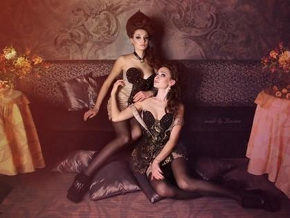 Kharkov Fashion Days: «жемчужина» Татьяны Гречко и Светланы Кийко