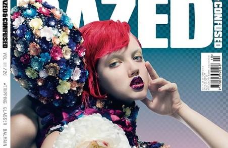 Фотосессия для For Dazed & Confused October 2013