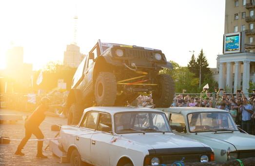 В Харькове стартовал чемпионат Украины по триалу