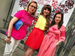 У Палаці мистецтв у Львові відбувся Фестиваль дизайну вишиванки: фото