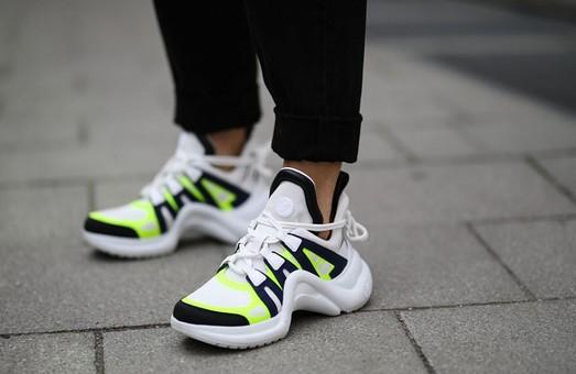 Модное лето: ТОП 5 трендовых кроссовок