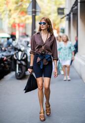 Самый модный тренд сезона – велосипедки. Как и с чем их носить